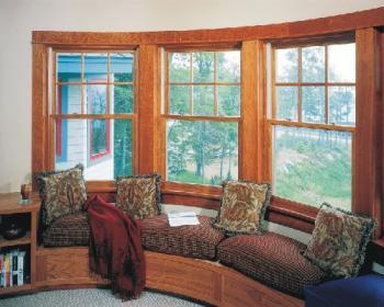 Деревянные окна, в чем их неоспоримые преимущества?