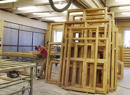 Особенности производства деревянных окон