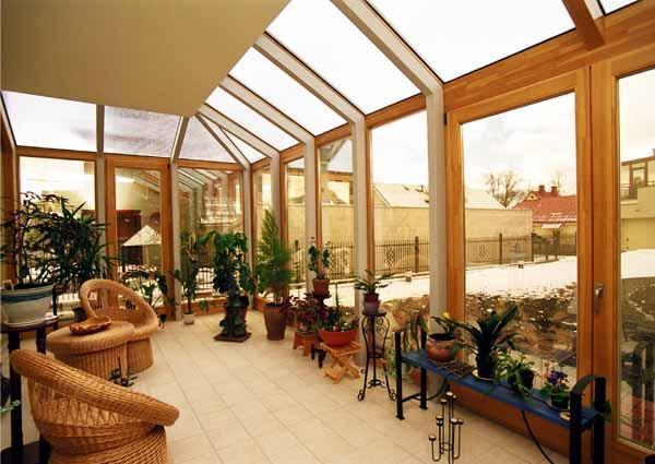 деревянные окна эконом