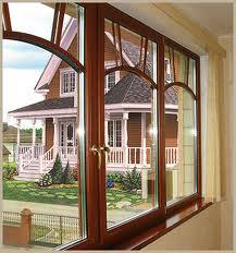 Деревянные окна со стеклопакетом: особенности и преимущества