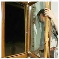 Деревянное окно: особенности установки