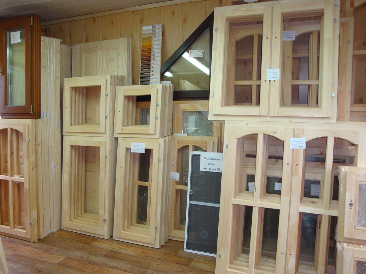 Дачные деревянные окна своими руками 96