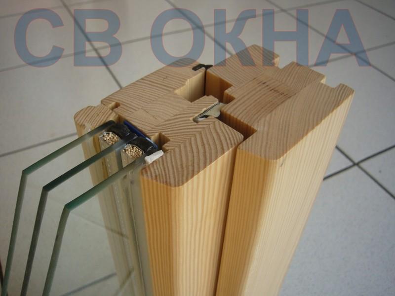 Изготовление деревянных евроокон видео своими руками