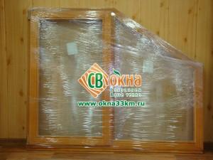 дешевые деревянные окна для дачи