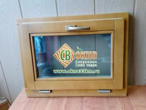 Окно ОСВ 450х700 фрамужное открывание