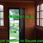 террасные окна для дачи