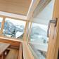 стеклопакет деревянный двухкамерный