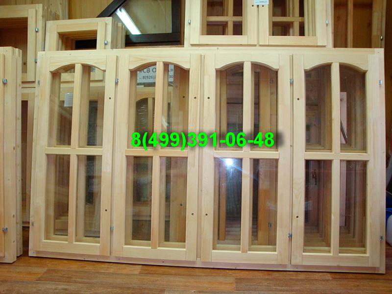Дачные деревянные окна своими руками 36