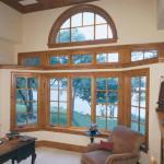деревянные окна нестандартных размеров